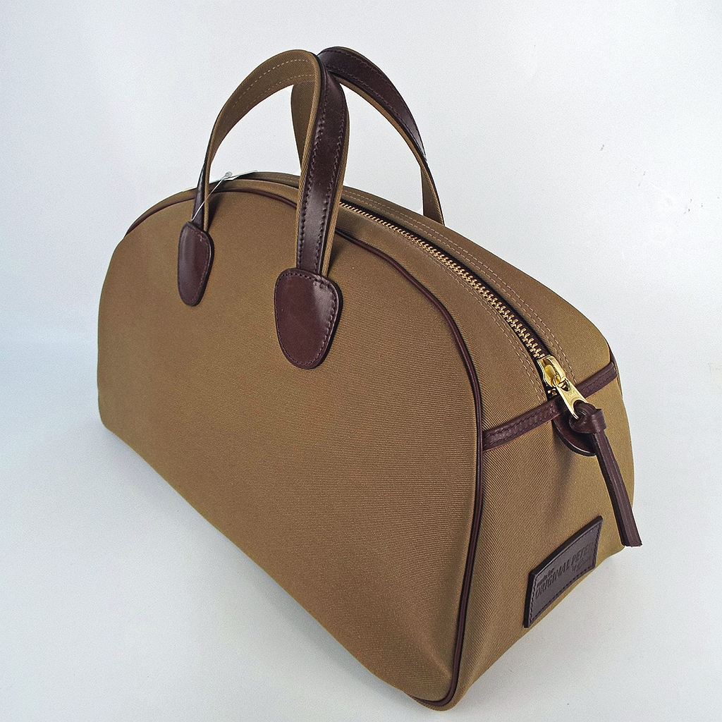 Original Peter Bertie Bag holdall (Khaki), front view
