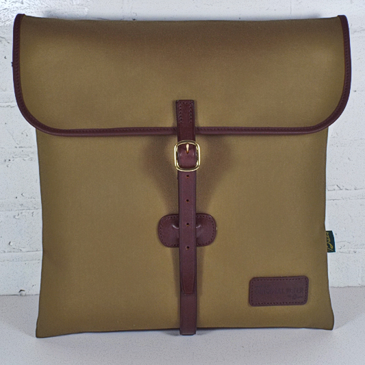 Original Peter Classic 12-inch LP Record Hunting Bag (Khaki), front view