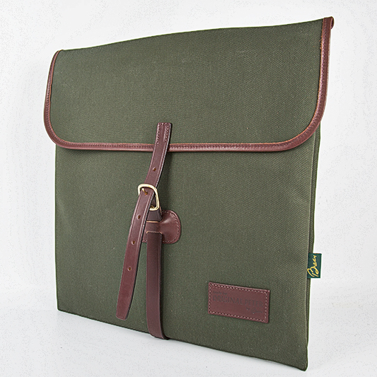 Original Peter Classic 12 Inch Lp Record Hunting Bag Olive Front View