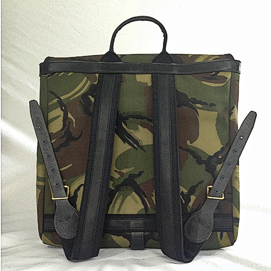 Original Peter Record Rucksack (Camouflage), side view